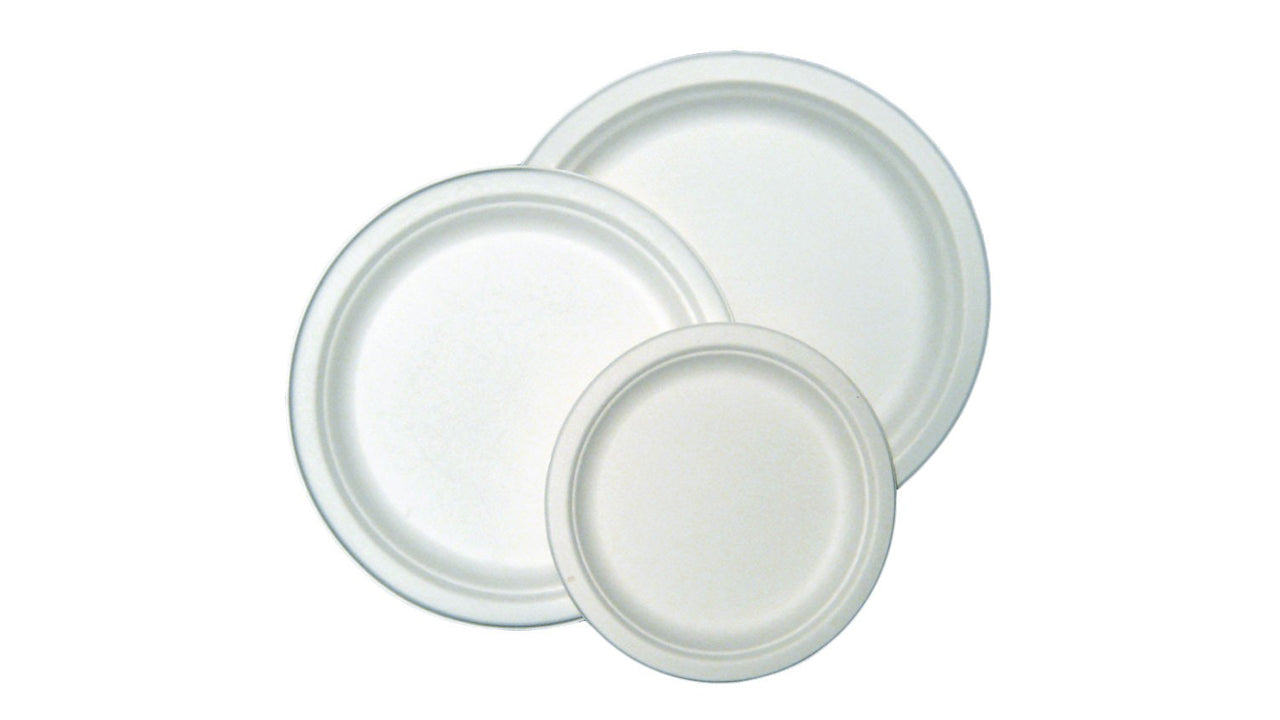 disposable plates for holding jewelry