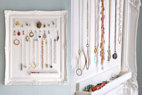 How to store your jewelry properly