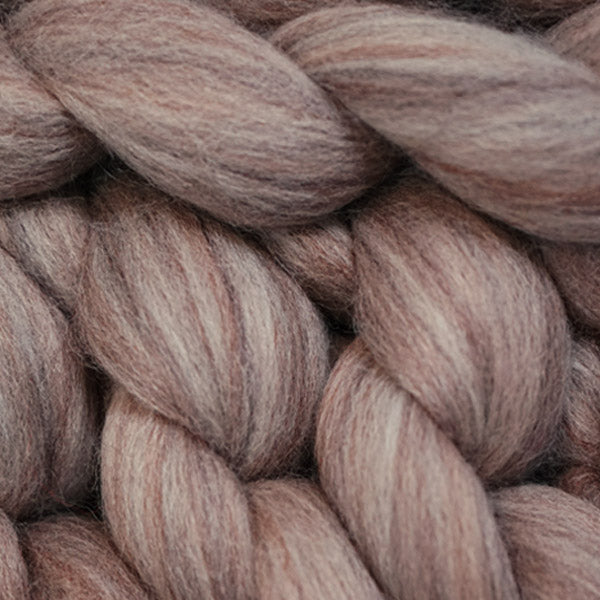 Chunky Multicolor Merino Wool Yarn - By The Pound