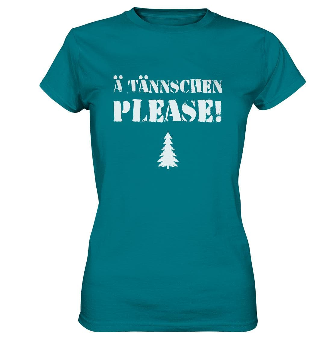 A Tännschen please-Ladies Premium Shirt