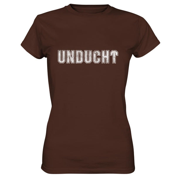 Unducht -  Ladies Premium Shirt