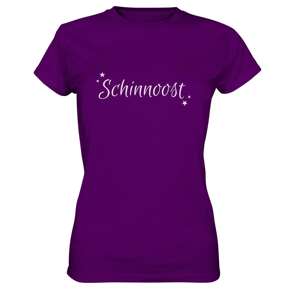 Schinnoost -  Ladies Premium Shirt