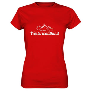 Westerwaldkind -  Ladies Premium Shirt