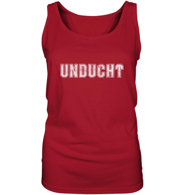Unducht -  Ladies Tank-Top