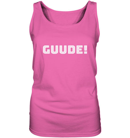 Image of Guude -  Ladies Tank-Top