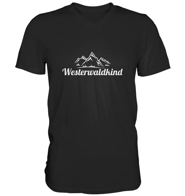 Westerwaldkind -  Mens V-Neck Shirt
