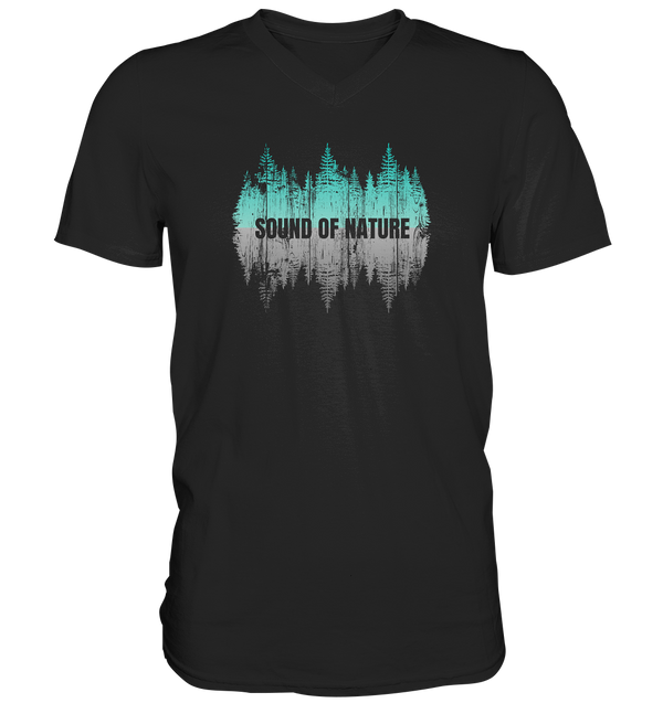 Sound of Nature - Mens V-Neck Shirt