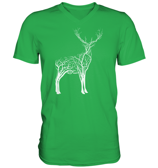 Naturverwurzelt - Mens V-Neck Shirt