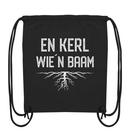 Image of En Kerl wie´n Baam - Organic Gym-Bag