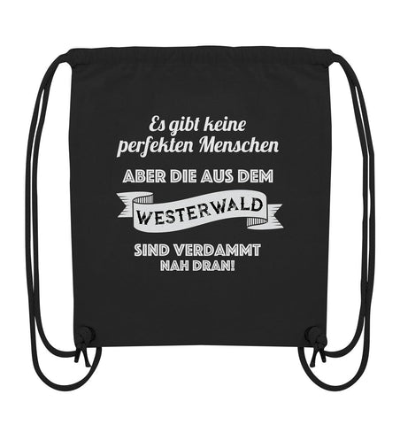 Image of Perfekte Westerwälder - Organic Gym-Bag