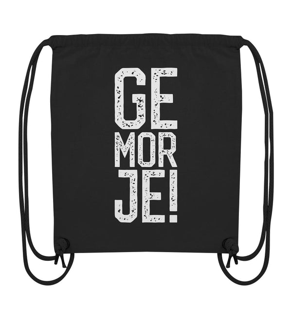 Gemorje!-Organic Gym-Bag