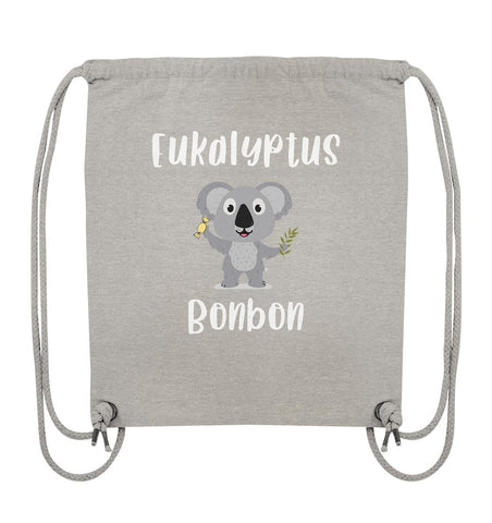 Image of Eukalyptusbonbon -Organic Gym-Bag