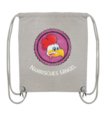 Image of Narrisches Hingel - Organic Gym-Bag