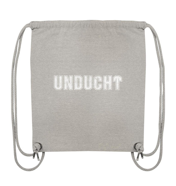 Unducht - Organic Gym-Bag