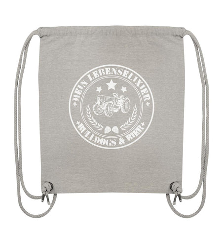 Bulldogs & Bier - Organic Gym-Bag