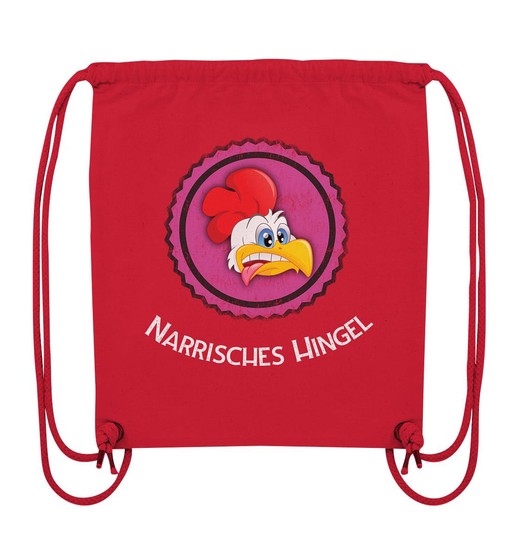 Narrisches Hingel - Organic Gym-Bag