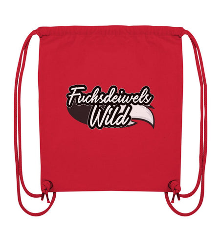 Image of Fuchsdeiwelswild - Organic Gym-Bag