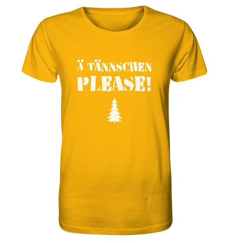 Image of A Tännschen please-Organic Shirt