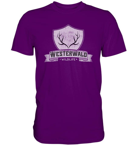 Image of Westerwald Wildlife -  Premium Shirt