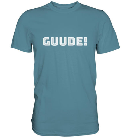Image of Guude -  Premium Shirt