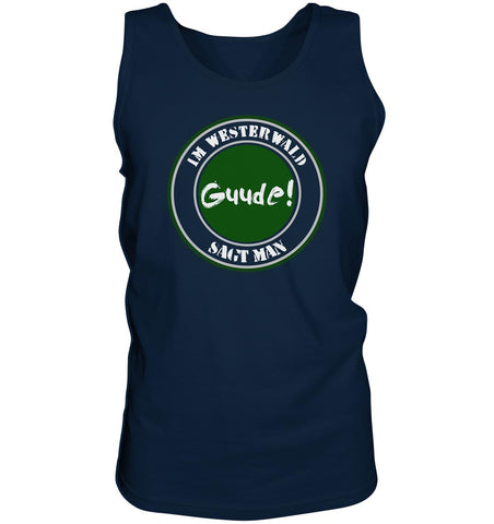 Image of Im WW sagt man Guude -  Tank-Top