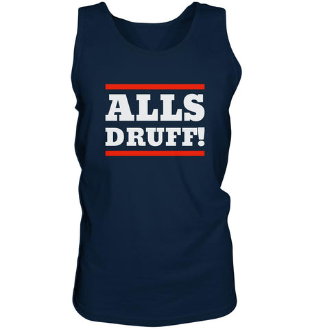 Image of Alls druff! -Tank-Top