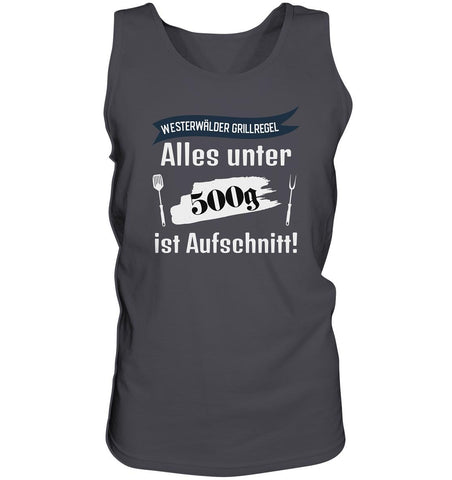 Image of Westerwälder Grillregel -  Tank-Top