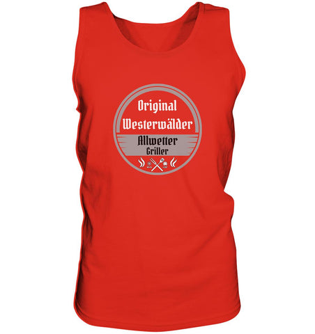 Allwettergriller-Tank-Top