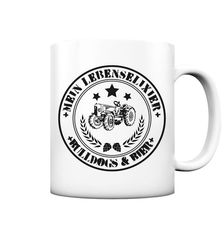 Image of Bulldogs & Bier - Tasse matt