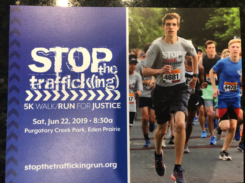 Stop The Trafficking Run 2019