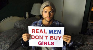 SisterSquad Salutes Ashton Kutcher For His Work In Anti-Human Trafficking