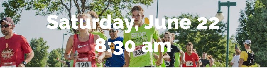 Time to Sign Up for the Stop The Trafficking Walk/Run 5K!