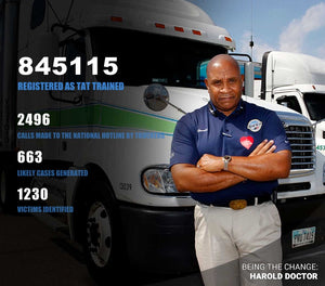 Truckers Against Trafficking Saving Lives