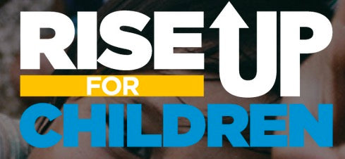 RISE UP Against Trafficking on July 30th!