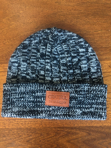Grateful Heathered Knit Beanie