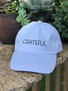 Grateful hat (buy 3 or more and get 15% off)