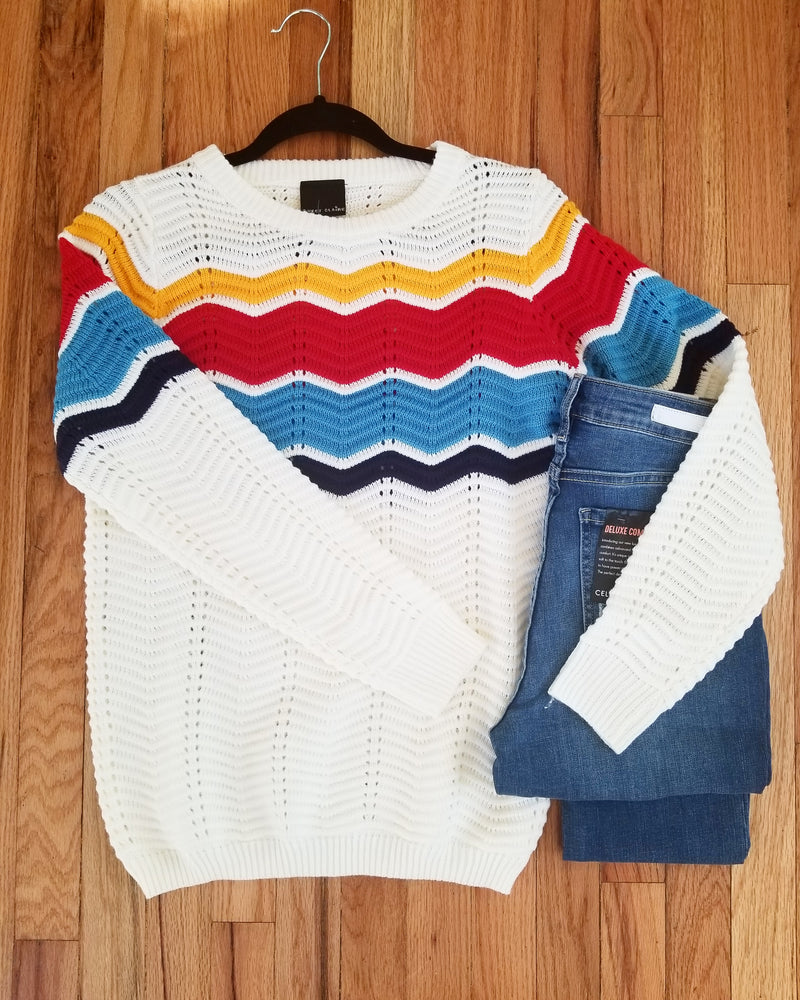 Chelly Sweater