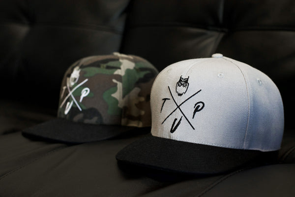 TVP Snapbacks (More Colors Available)