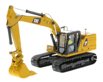 1/50 Scale Cat 323 Hydraulic Excavator