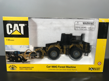 Consignment - Cat 980G Log Loader - Custom Weathered