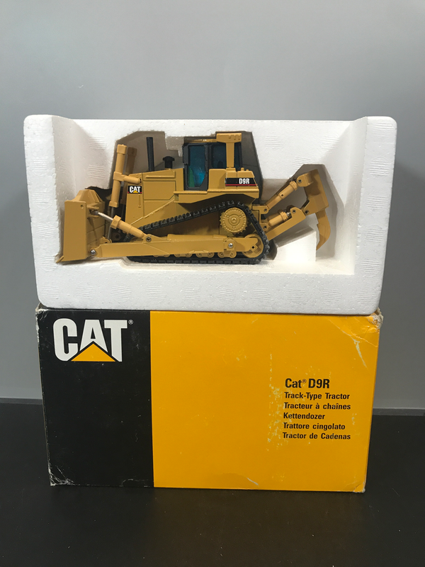 Consignment - Cat D9R Dozer