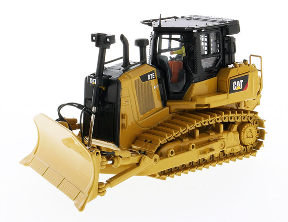 Cat D7E Dozer - Pipeline Configuration