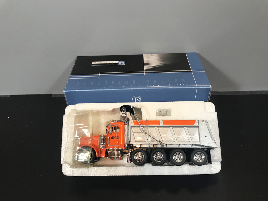 Consignment - 1/53 Tonkin Peterbilt 379 Dump Truck - Turnpike Authority