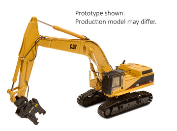 Classic Construction Models 1:48 Cat® 375L Demolition Excavator – Die-Cast