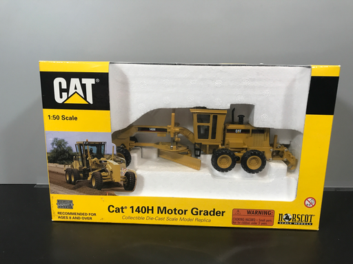 Consignment - Cat 140H Grader