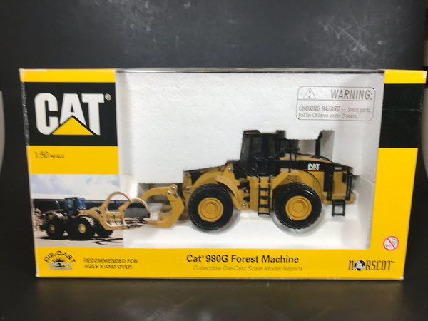 Norscot Cat 980G Log Loader
