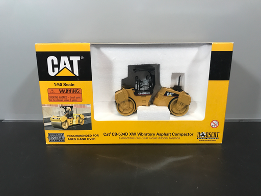 Consignment - Cat CB534D XW Roller