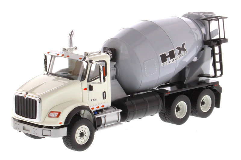 Diecast Masters International HX620 Mixer Truck - White