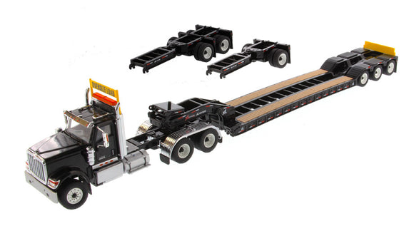 Diecast Masters International HX520 w/ XL Lowboy - Black