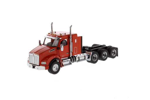 *PRE-ORDER DEPOSIT* 1:50 Kenworth T880 Tridem w/ 40in Sleepe - Speed Orange Cab